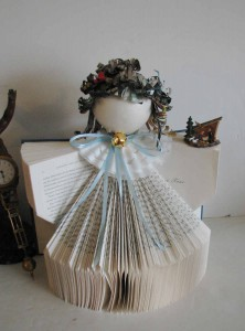 Paper Accessary Book Angel Origami Angels Fresh Paint