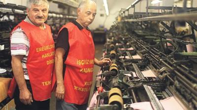 Kazova işçileri 'üretim araçlarının sahibi' oldu