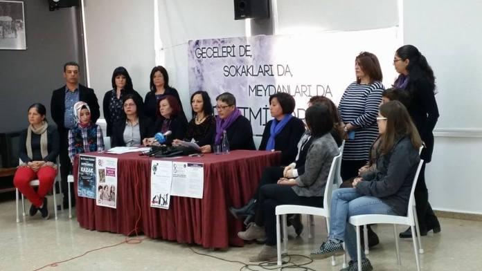 8 Mart Dünya Emekçi Kadınlar Organizasyon Komitesi taleplerini ve eylem planını açıkladı