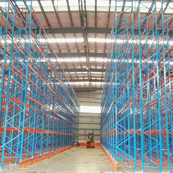 High Density Adjustable Heavy Duty Pallet Racking Systems
