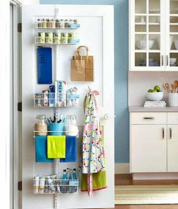 How to Build Storage Shelves with Doors?