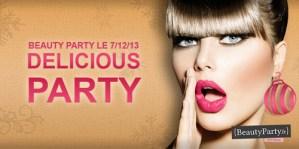 Beauty Party décembre 2013