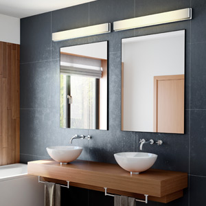 Bathroom Lighting   Modern Bathroom Light Fixtures   YLighting Vanity Lights