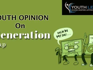 Generation Gap, Youth Opinion