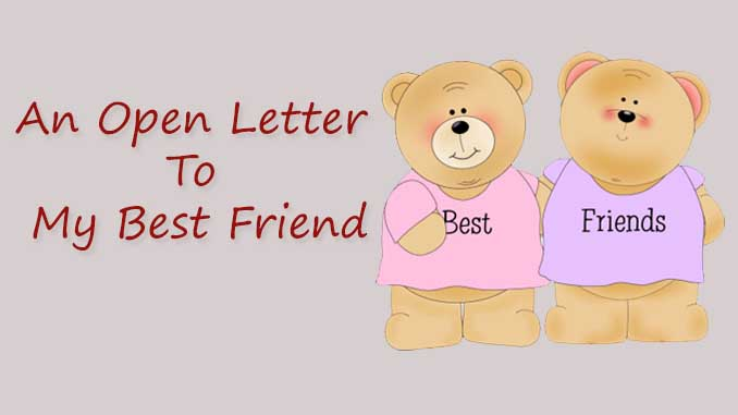 A Letter to my Best Friend - YL Nepal