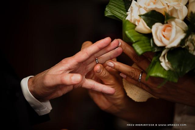 bague Mariage à Madagascar