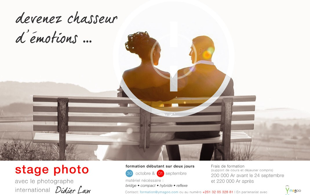 Formation en photographie