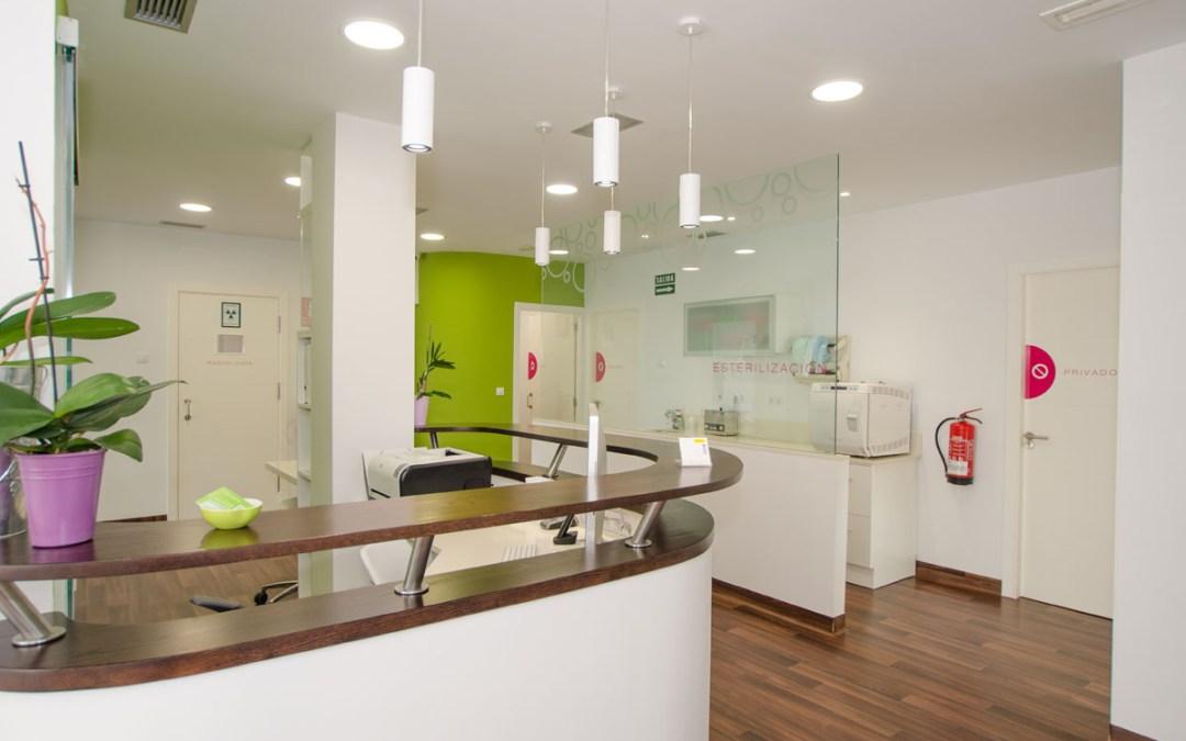 Reportaje fotográfico Clínica Dental Dra. Britta Wolf