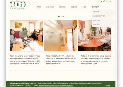 taoroconsultores.com