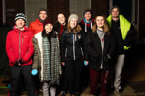 university of exeter ymca society volunteering homelessness charities