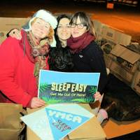 Norwich appeal to sleep under stars to help homeless