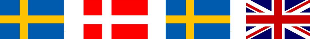 Your Missing Link översätter från svenska till danska eller svenska till engelska
