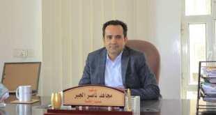 شبكة اخبار التعليم تحاور عميد الكلية التخصصية الدكتور مجاهد الجبر