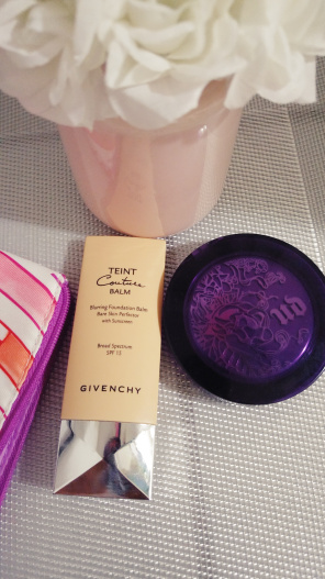 What is in my Summer's Makeup bag