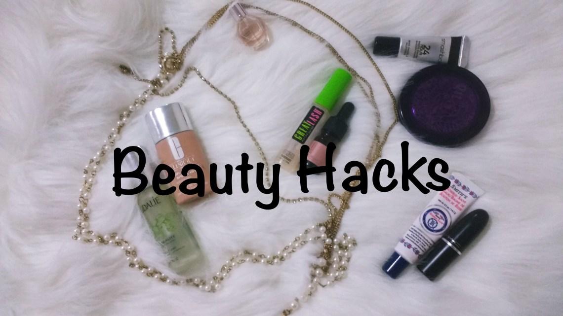 5 Beauty Hacks