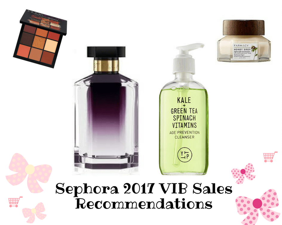 Sephora VIB Sales Recommendation