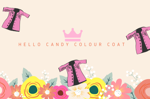 Candy Colour Coat
