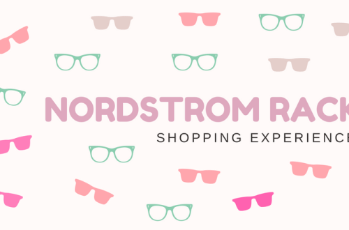 Nordstrom Rack Shopping Experience