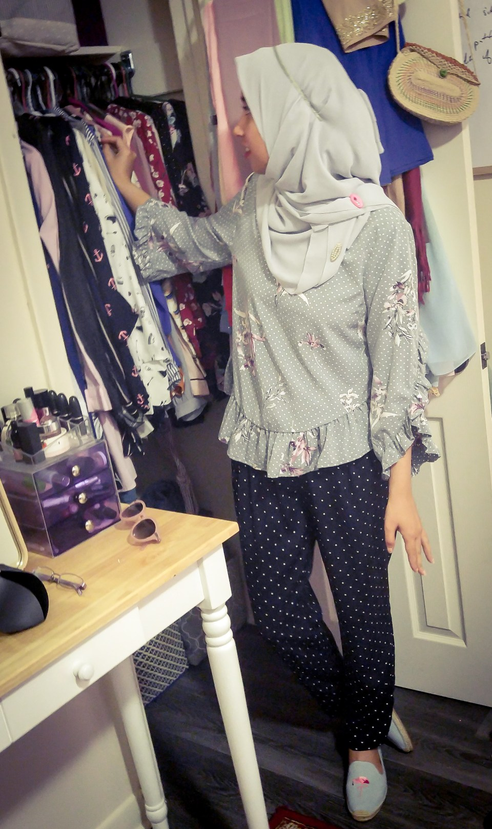 Muslim Girl style pants/trousers