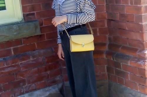 Cambridge Satchel Company Push Lock Handbag Review