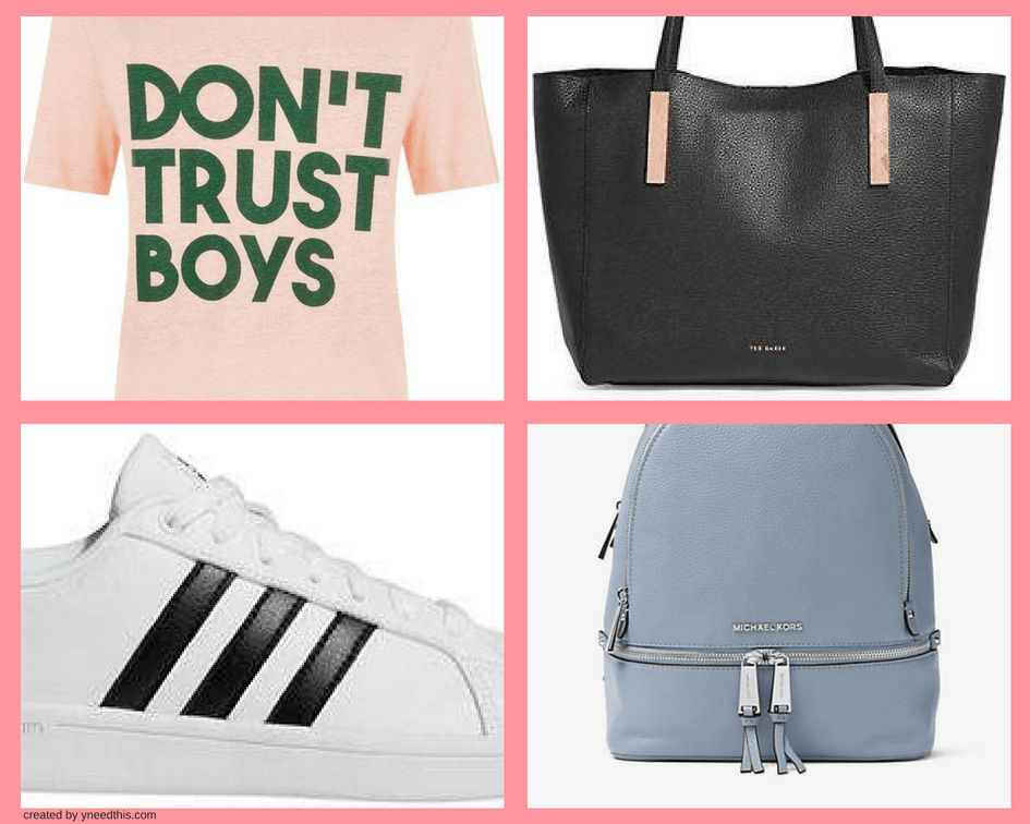 five back-to-school fashion necessities