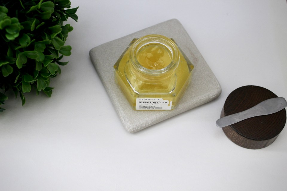 Farmacy honey hydration mask review
