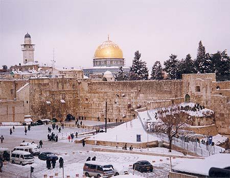 Jerusalem nevada
