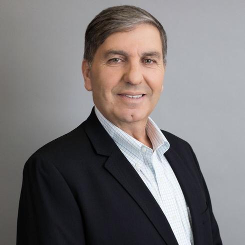 Danny Atar, presidente del Keren Kayemet LeIsrael.