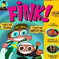 "Uri Fink's comic book ""Fink"" received good reviews from American, underground comics fans"