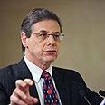 דני אילון דני איילון סגן שר החוץ ב מסיבת עיתונאים משרד החוץ (צילום: נועם מושקוביץ)