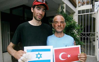 Nadav Ben Yehuda and Aydin Irmak