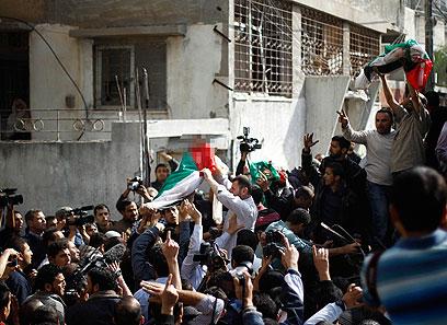 Funeral of Daloo family members (Photo: Reuters)