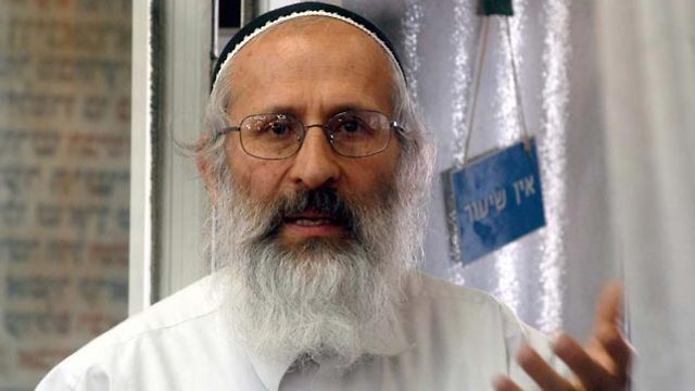 Znalezione obrazy dla zapytania rabin shlomo aviner zdjecia