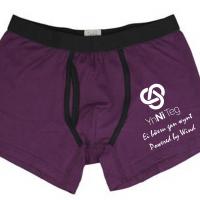 YnNi Teg purple underpants
