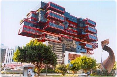 Arquitetura em salvador - casa do comercio