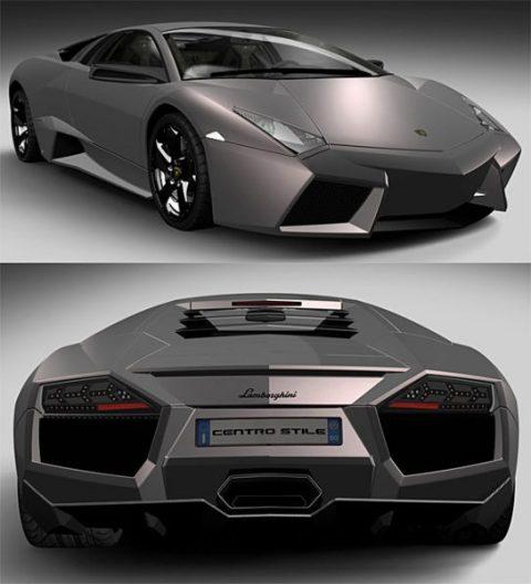 Lamborghini Reventon - Carros mais caros do mundo