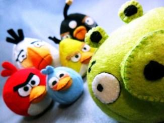Produtos Angry  Birds