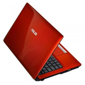 Asus K43E - Cor vermelha