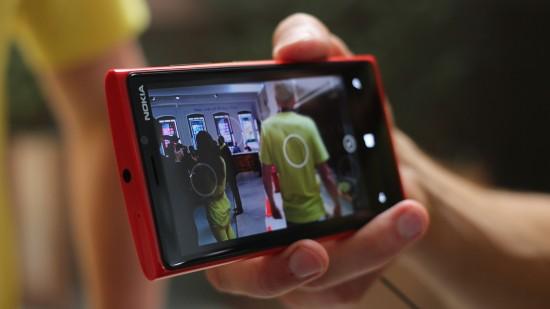 Nokia Lumia 920 - Câmera