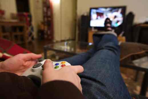 PC de jogos ou um console - Conforto