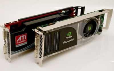 Placa de video - AMD e NVIDIA