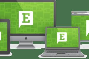 Aplicativo Evernote - sincronizador de notas