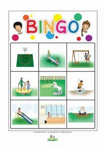 French Starter Bingo Games