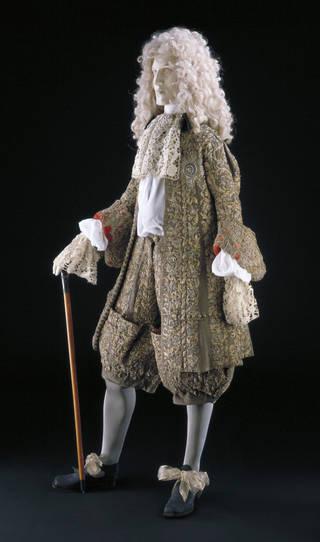 17th century suit