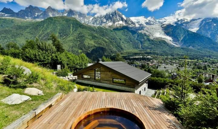 History of Chamonix