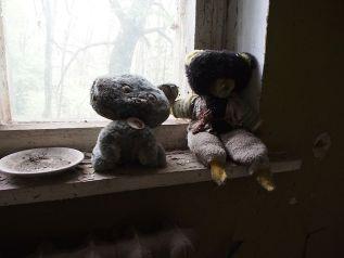 Dark tourism to Chernobyl