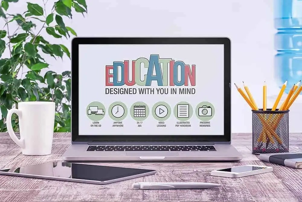 education designed with you in mind