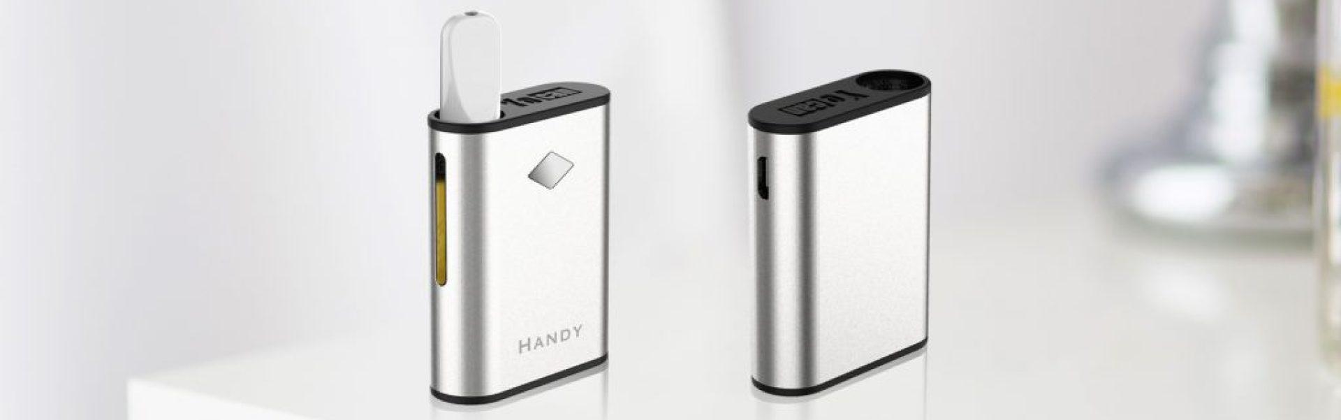 Yocan Handy Vape Battery Window & USB Charging.