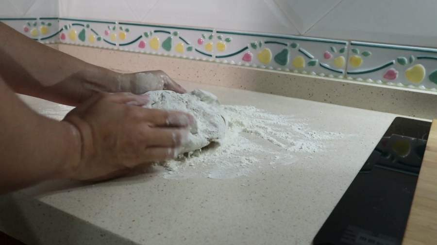 Amasar pan integral