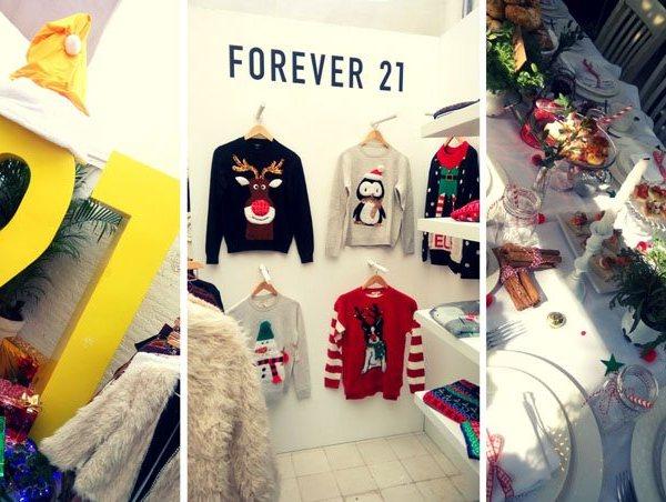Forever 21 lanza su campaña de temporada: Holiday 2016